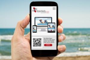 mobile web design miami beach